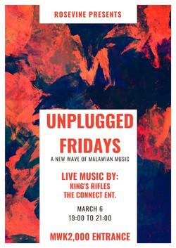 Unplugged Fridays Main