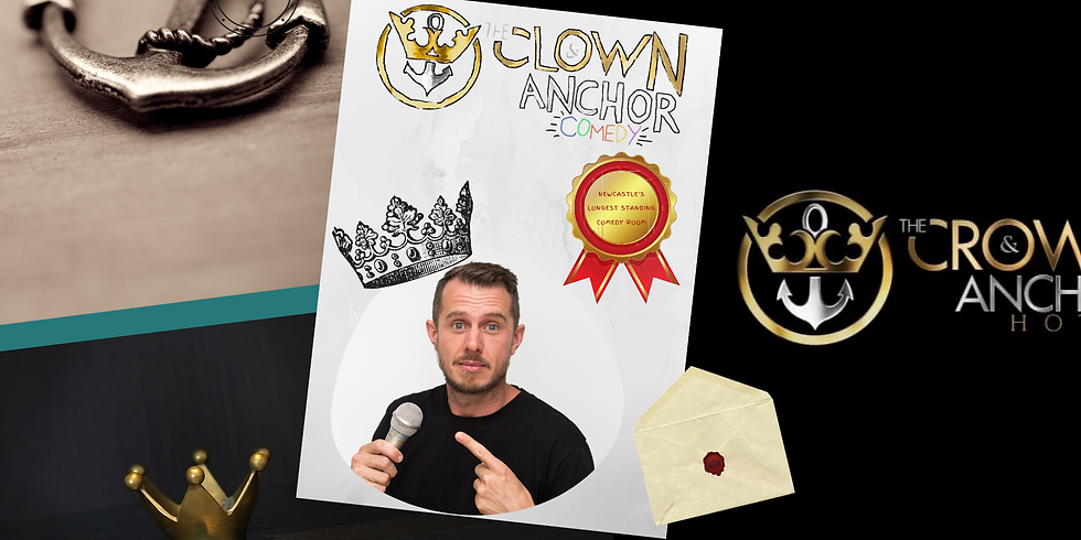 Clown and Anchor Comedy with Kabba