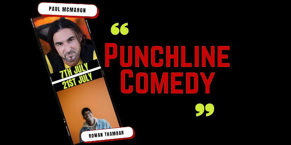Punchline Comedy with Paul McMahon