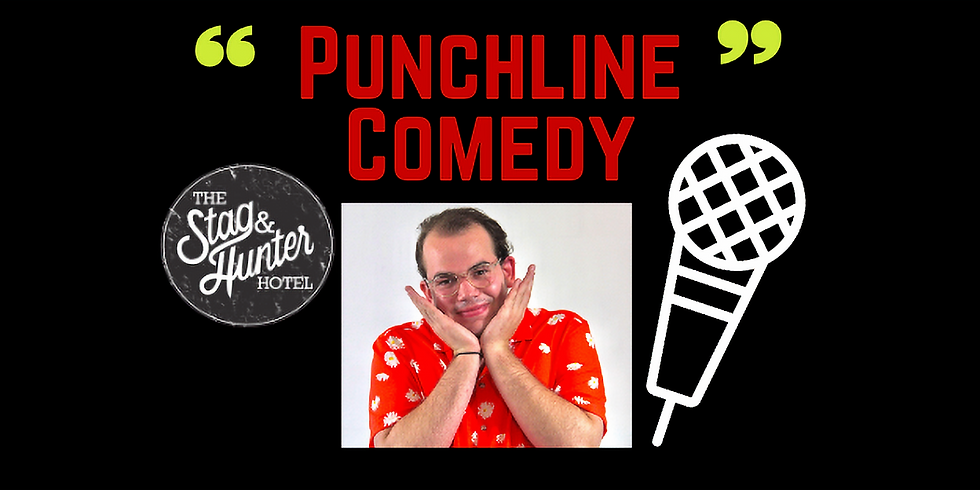 Punchline Comedy with Artie Gallagher