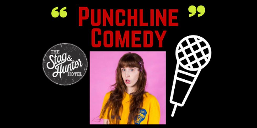 Punchline Comedy with Lauren Bonner