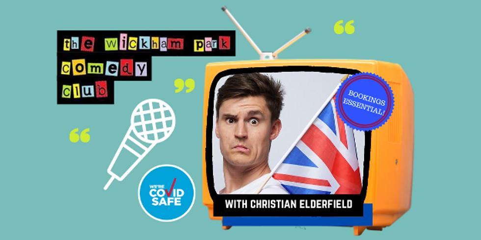 The Wickham Park Comedy Club with Christian Elderfield