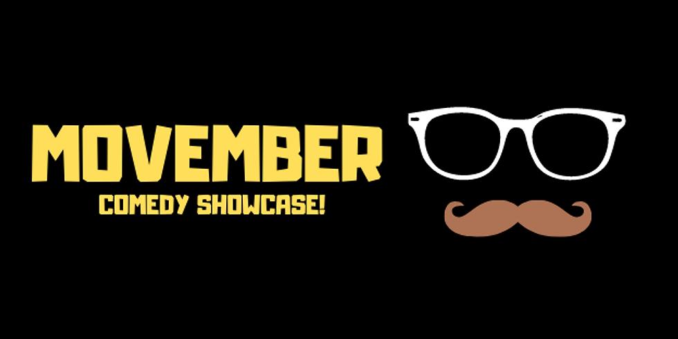 Movember Comedy Showcase