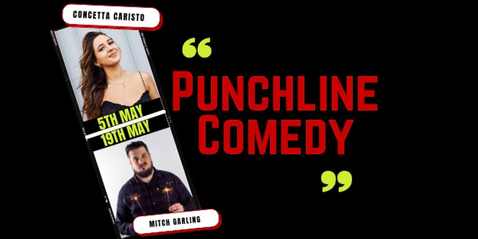 Punchline Comedy with Concetta Caristo