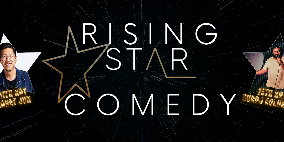 Rising Star Comedy with Harry Jun