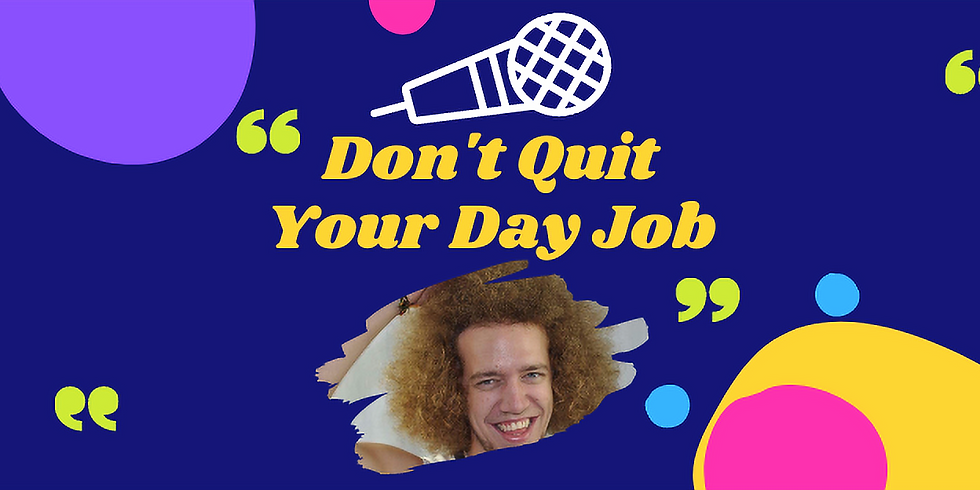 Don't Quit Your Day Job with Kyle Legacy