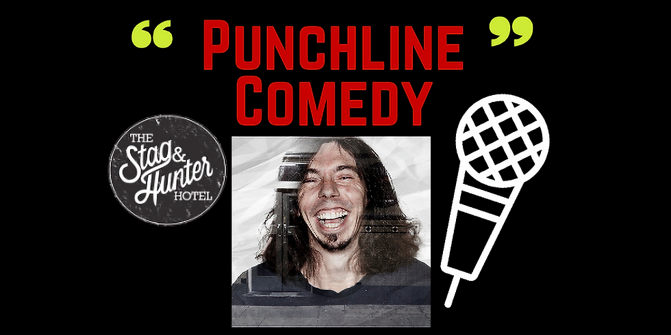 Punchline Comedy with Matty B