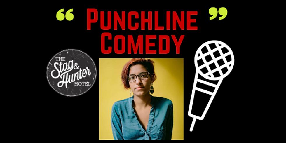 Punchline Comedy with Guneet Kaur