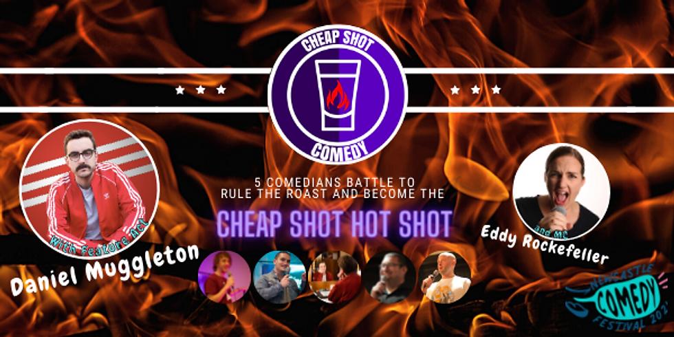 Cheap Shot Comedy- Newcastle Launch