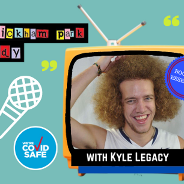 The Wickham Park Comedy Club with Kyle Legacy