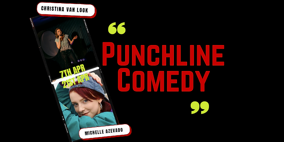 Punchline Comedy with Michelle Azevedo