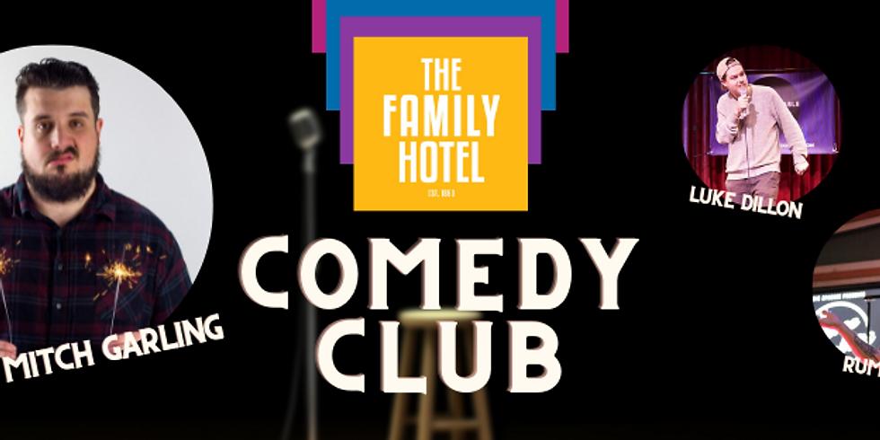 Comedy Club with Mitch Garling