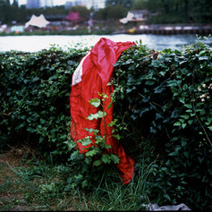 Untitled_Red Blanket