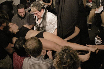 Debating Through the Arts: Contemporary Issues in Performance Art