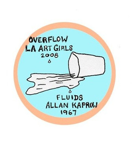 Overflow pin-button graphic Karen Dunbar