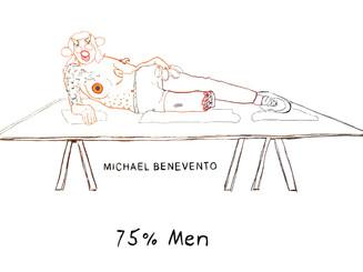 Michael Benvento Gallery 75% Men