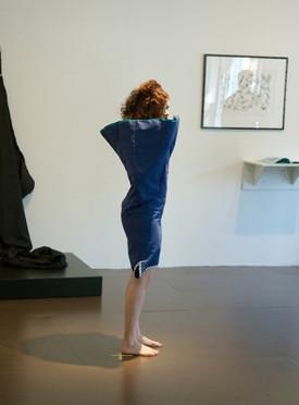 Upside Down Dress_Kristin Calabrese