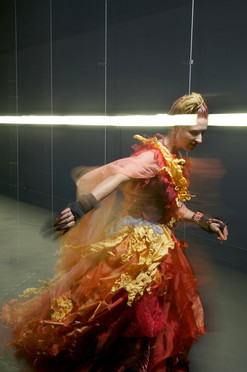 Fire Dress_Anne Hars