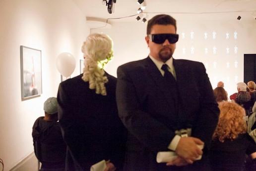 C.I.A. Agents