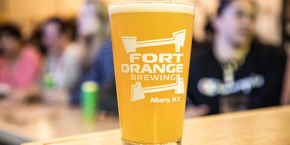 Albany, NY   Fort Orange Brewing