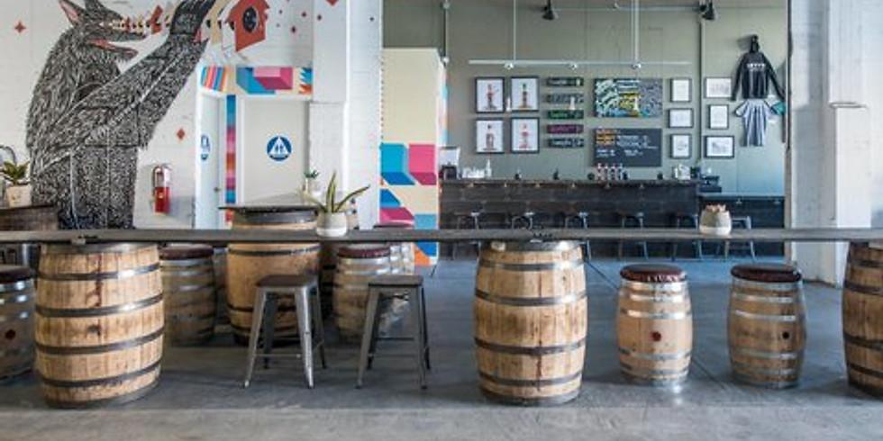 San Francisco, CA | Seven Stills Brewery & Distillery