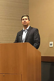 Nate speaking at aviation conference.jpg