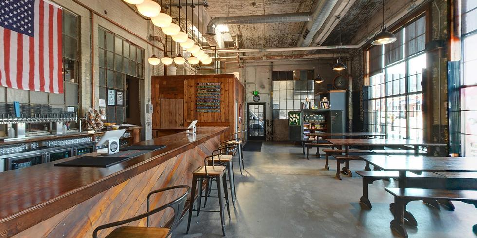 Boston, MA - Dorchester Brewing Company