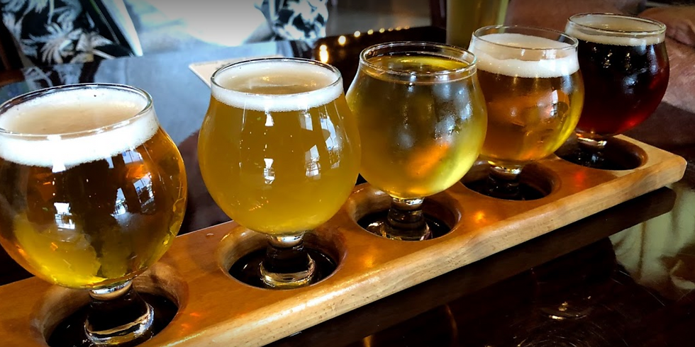 Bradenton, FL - Naughty Monk Brewery