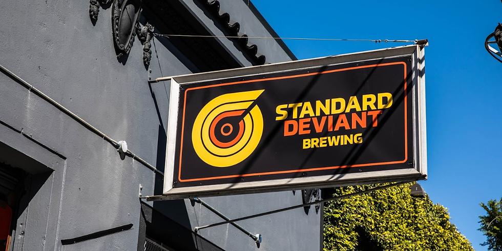 San Francisco, CA | Standard Deviant Brewing