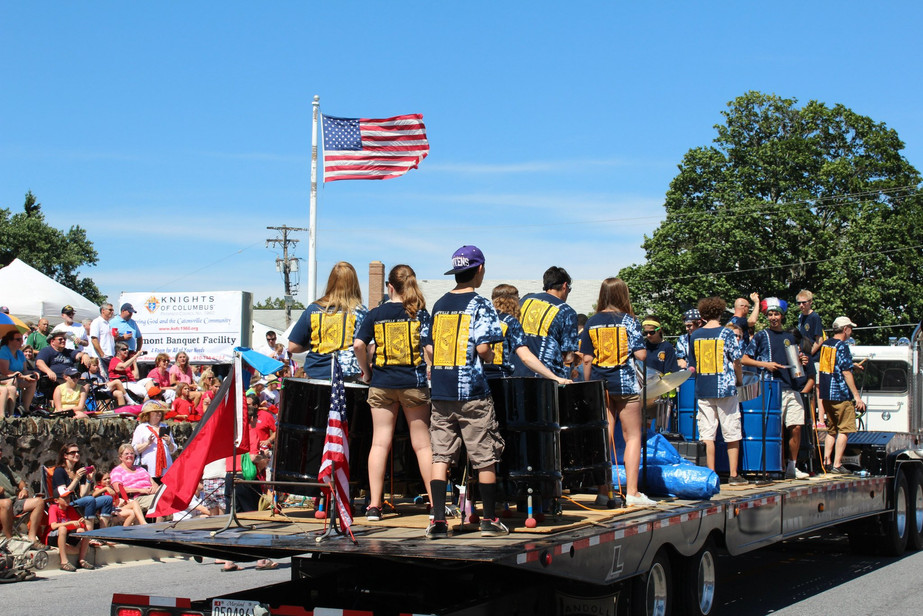 4th of July Parade, 2014