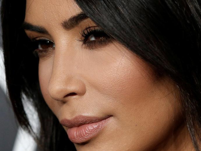 Marcação Kim kardashian
