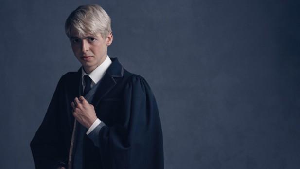 Anthony Boyle como Scorpius Malfoy