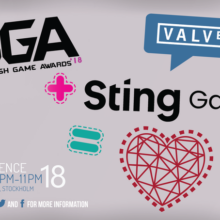 Conference Joined by Sting Game & Valve!