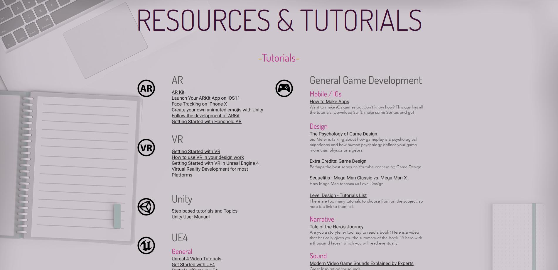 Resources & Tutorials