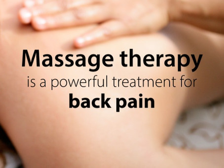 Have a Crackly Back? Read this!