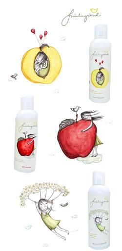 Produktgestaltung & Illustration