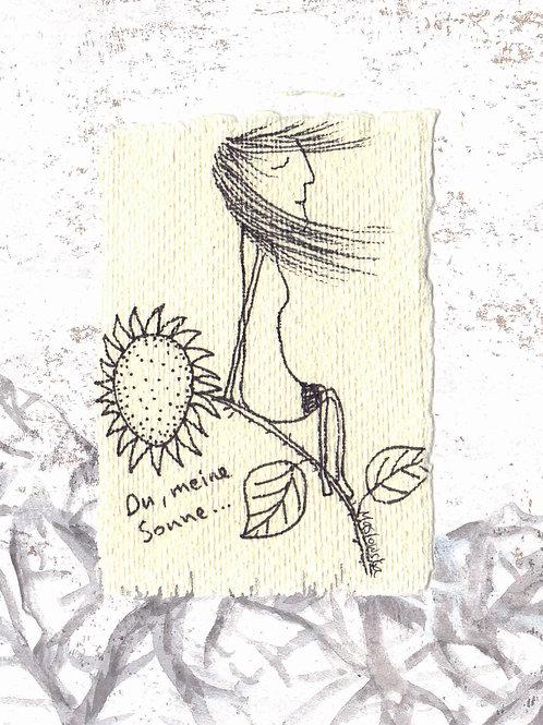 ORIGINAL Du, meine Sonne