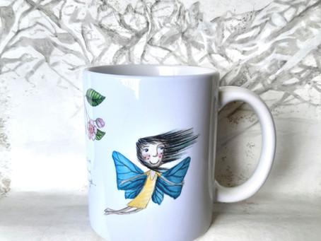 Eine frühlingshafte Limited Edition Tasse