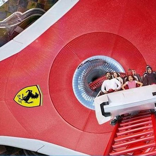 Ferrari World - Abu Dhabi