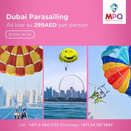 Dubai Parasailing