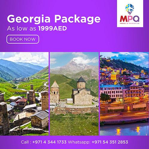 Georgia Package