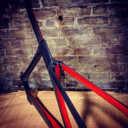 Cervelo black and red