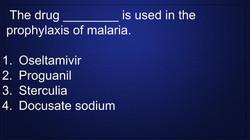 Malaria-Pharmacology-Review