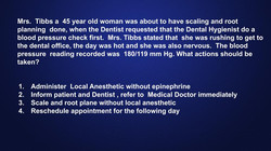 patient-management-dental-hygiene-review