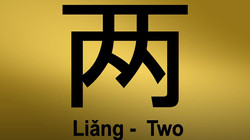 Chinese-mandarin-Hsk1-Flashcards-Liang-Two
