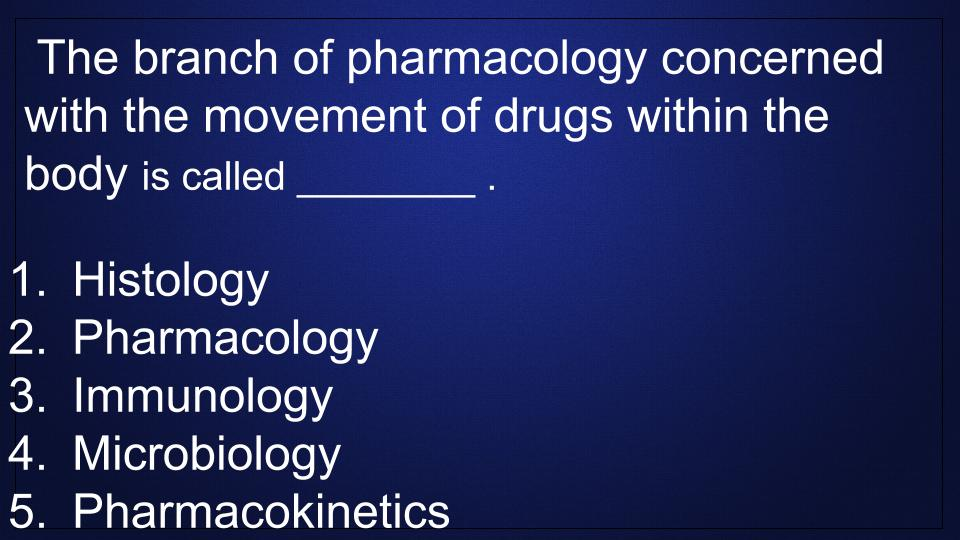 movement-pharmacology-dental-hygiene