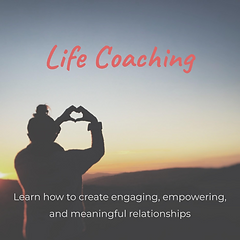 FB Ad Life coaching relationship design