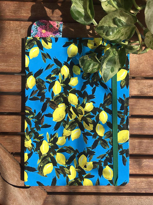 Caderno Limão Siciliano
