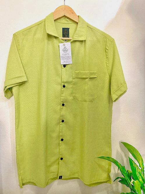 Camisa Lisa Linho - Alumia