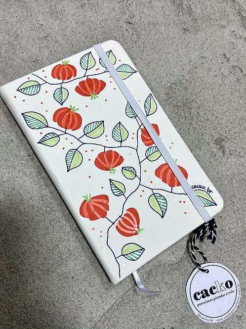 Caderno Pitanga - CACKO